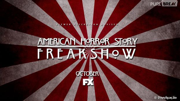 """Quarta temporada de """"American Horror Story"""" está prevista para começar em outubro"""
