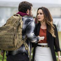 """Novela """"Haja Coração"""": Camila (Agatha Moreira) e Giovanni se separam após ameaça de Bruna"""
