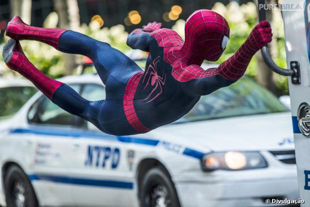 """""""O Espetacular Homem-Aranha"""" apresenta novos vilões ligados a OsCorp"""