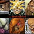Abutre, Homem-Areia, Rino, Electro, Dr. Octopus e Shocker são os famosos seis super-vilões de Homem-Aranha
