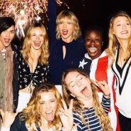 Taylor Swift, Gigi Hadid, Cara Delevingne e outras estrelas comemoram feriado americano juntas!
