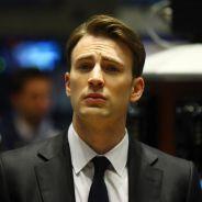 """Chris Evans pensa em largar carreira de ator após """"Capitão América"""""""
