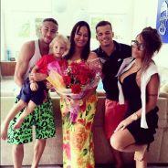 De Neymar Jr. a Lucas Lucco, veja as melhores fotos das celebridades em família!