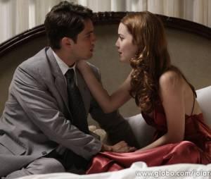 """Em """"Joia Rara"""", Silvia (Nathalia Dill) e Viktor (Rafael Cardoso) vão acabar juntos!"""