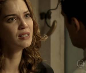 """Silvia (Nathalia Dill) passou muita coisa para superar a morte do pai em """"Joia Rara""""!"""