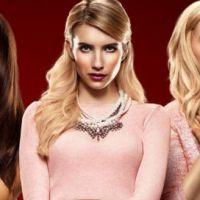 """Em """"Scream Queens"""": na 2ª temporada, Emma Roberts e Taylor Lautner podem viver casal na série!"""