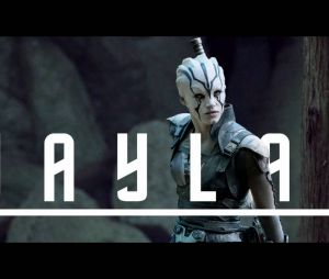 """Jennifer Lawrence ganha personagem inspiração em sua atuação, no novo filme da franquia """"Star Trek"""". Conheça Jaylah!"""