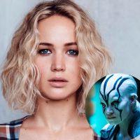 """Jennifer Lawrence em """"Star Trek 3: Sem Fronteiras""""? Atriz é inspiração de nova personagem do longa"""