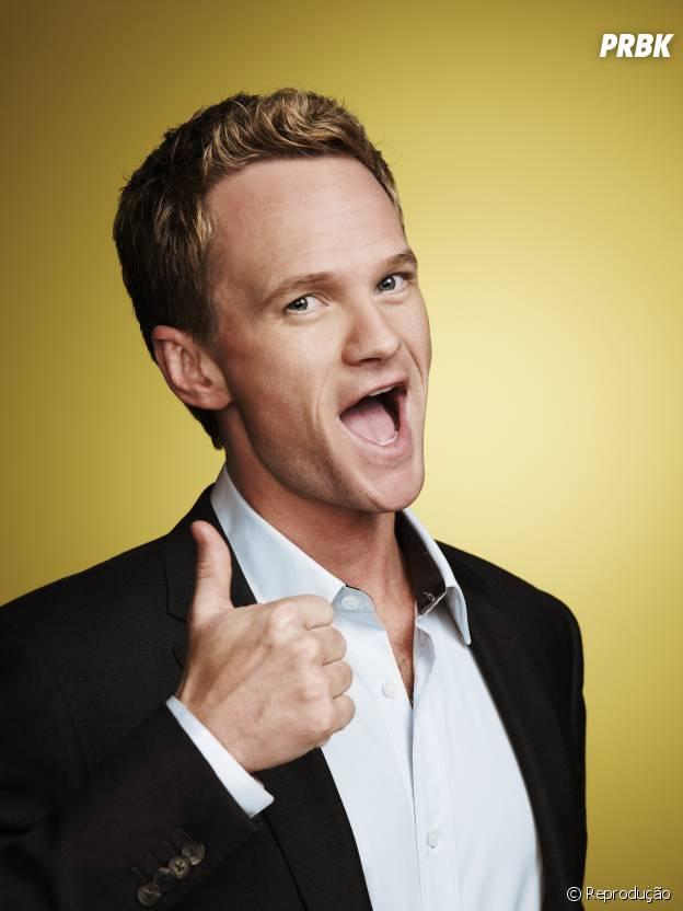 """nos último episódio de """"How I Met Your Mother"""" Barney vira papai e se apaixona perdidamente pela filha"""