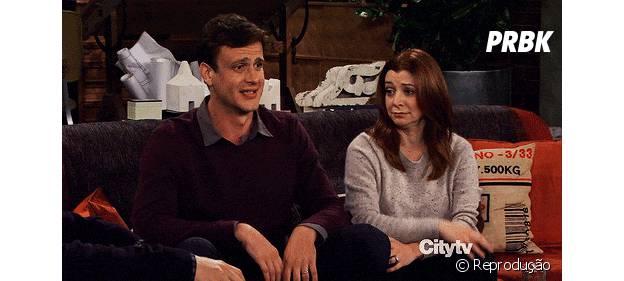 """O terceiro bebê do casal nasce em 2016 na série """"How I Met Your Mother"""""""
