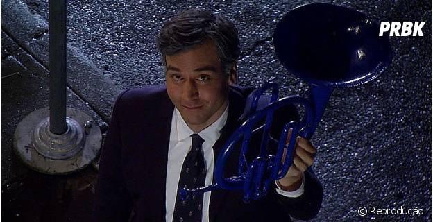 """O casal Ted e Robin Começam juntos em """"How I Met Mother"""" e terminam juntos na série"""