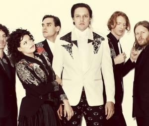 """Arcade Fire leva o sucesso """"The Suburbs"""" para o Lollapalooza"""