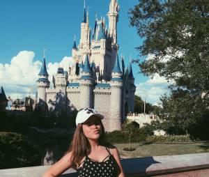 Maisa Silva comemorou o seu aniversário de 14 anos de idade na Disney