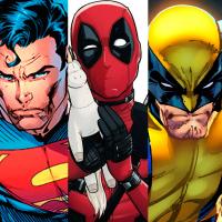 Com Superman, Batman, Wolverine e Deadpool: veja 9 melhores amigos das histórias em quadrinhos!