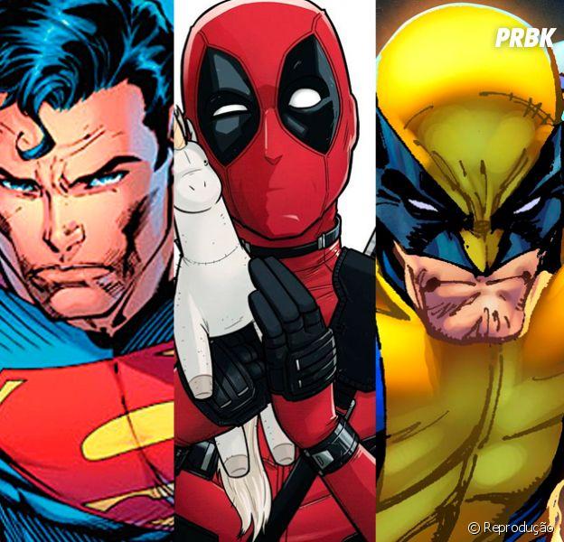Com Superman, Batman, Deadpool e mais: as nove melhores amizades dos quadrinhos