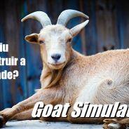 """Tudo sobre """"Goat Simulator"""": o jogo mais nonsense dos últimos tempos"""
