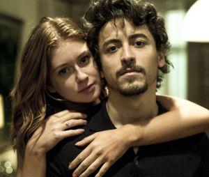 """Em """"Justiça"""", Isabela (Marina Ruy Barbosa) e Vicente (Jesuíta Barbosa) vivem romance trágico"""
