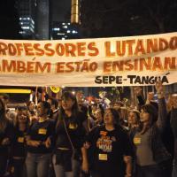 O mundo de olho nas manifestações do Rio de Janeiro e São Paulo