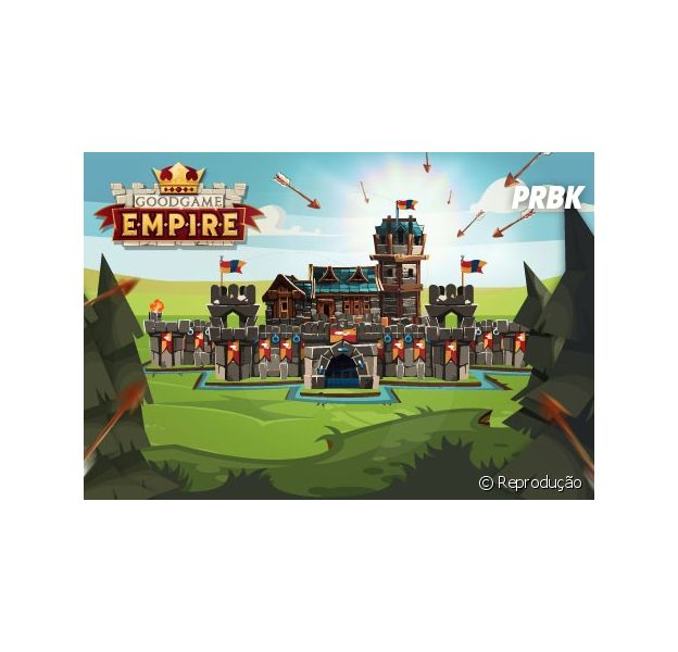 """""""Goodgame Empire"""" é o jogo de estratégia para ser jogado em seu navegador."""