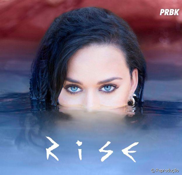 """Katy Perry lança o teaser de """"Rise"""""""