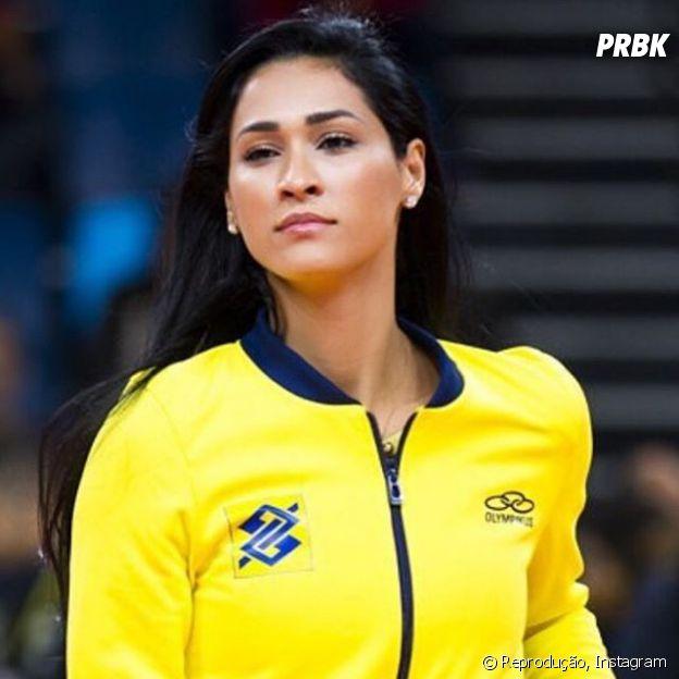 Jaqueline Carvalho foi ouro nas últimas duas Olimpíadas que ocorreram em Pequim (2008) e Londres (2012)