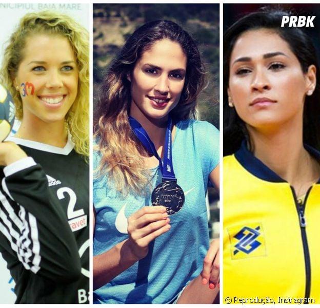 Confira as atletas mais gatas das Olimpíadas