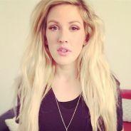 Atração do Lollapalooza, Ellie Goulding chega ao Brasil e conta estar doente