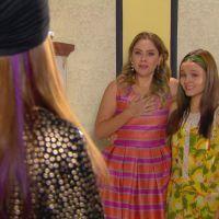 """Final """"Cúmplices de Um Resgate"""": Rebeca e Isabela (Larissa Manoela) têm encontro emocionante!"""