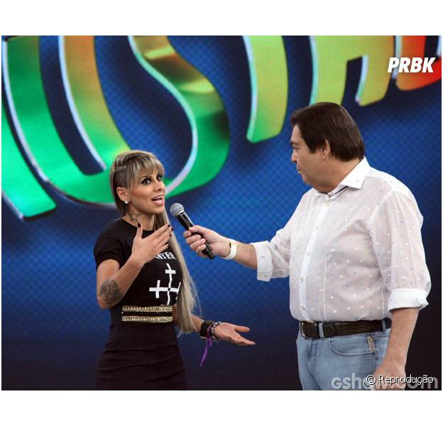 "Vanessa foi convidada para participar do ""Domingão do Faustão"" de domingo (06)"