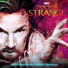 """De """"Doutor Estranho"""": veja as artes promocionais para o calendário do filme!"""