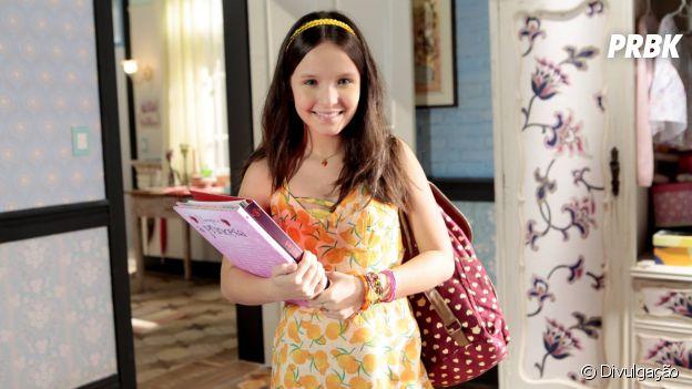 "Larissa Manoela também interpreta Manuela em ""Cúmplices de Um Resgate"""