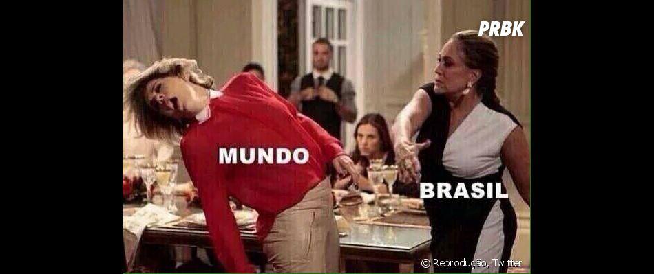 Brasil soberaníssimo nas Olimpíadas Rio 2016