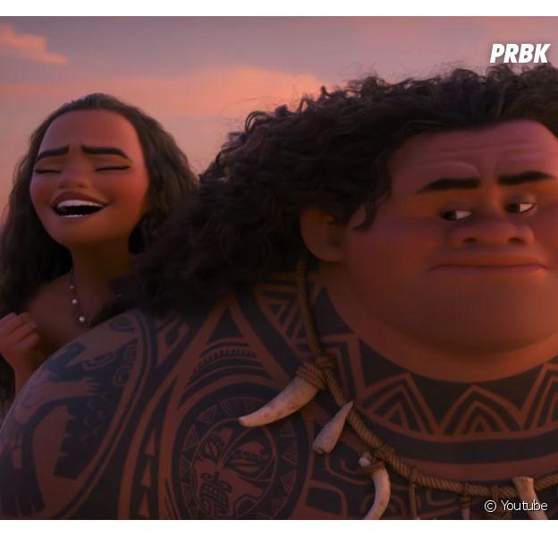 """De """"Moana: Um Mar de Aventuras"""": aventura da Disney ganha comercial especial!"""