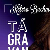 """Kéfera Buchmann, do """"5inco Minutos"""", revela capa do livro """"Tá Gravando, e Agora?""""! Confira"""