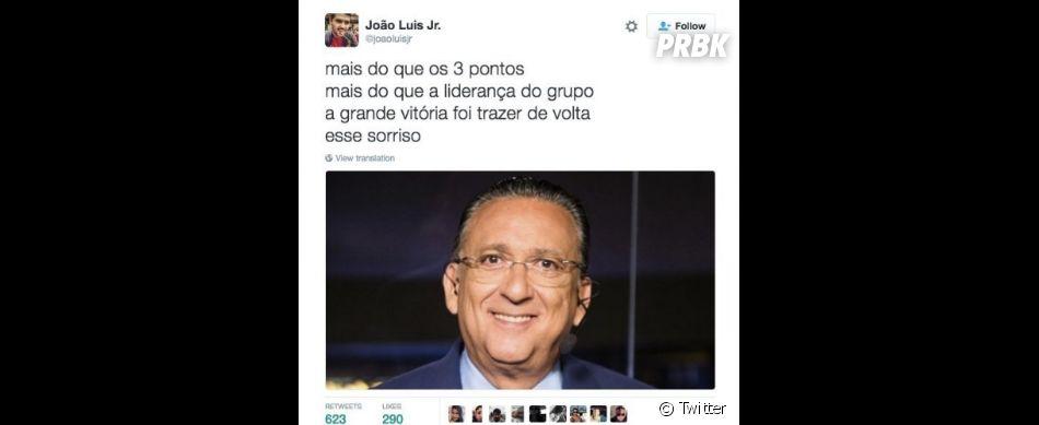 Brasil venceu a Dinamarca nas Olimpíadas Rio 2016e Galvão Bueno virou o maior alvo dos memes nas redes sociais