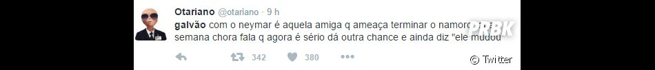 Será que agora vai, Galvão e Neymar?
