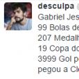 Gabriel Jesus é melhor que Neymar? Jogo do Brasil contra a Dinamarca rende memes hilários!
