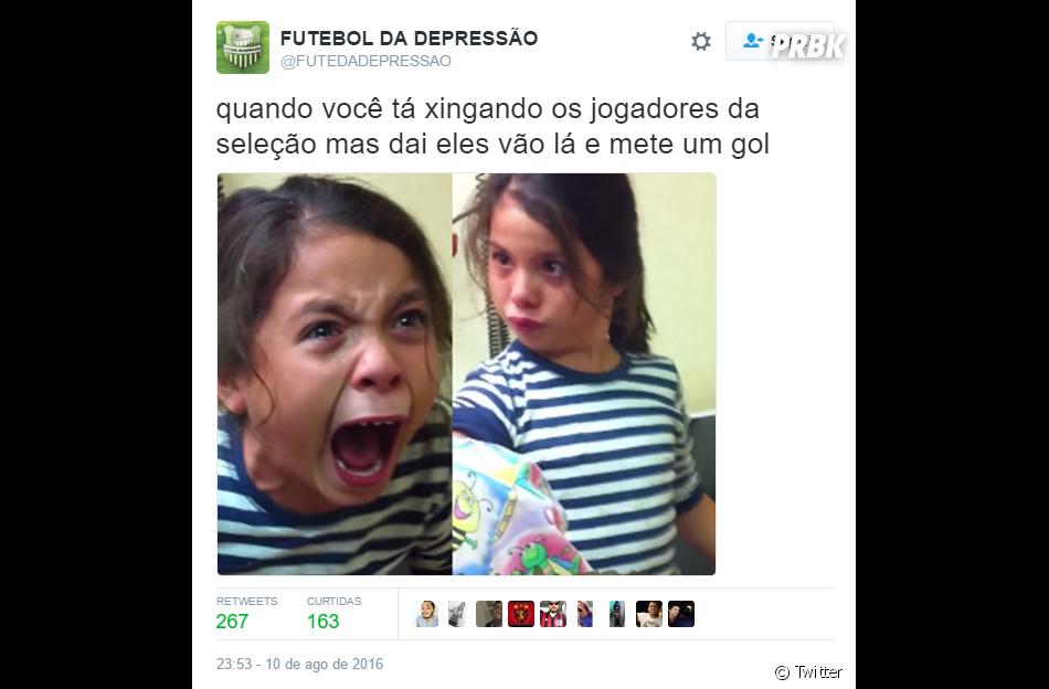 Vitória do Brasil sobre a Dinamarca nasOlimpíadas Rio 2016 surpreende a galera e rende memes