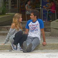 """Em """"Malhação"""": Sofia coloca Ben contra a parede sobre o namoro dos dois"""