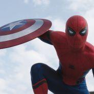 """Novo """"Homem-Aranha"""" ganha 1ª pôster com Tom Holland na imagem! Confira"""