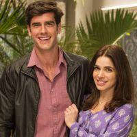 """Novela """"Haja Coração"""": Felipe (Marcos Pitombo) e Shirlei são irmãos? Guido é padrasto do rapaz!"""