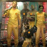 """Em """"Guardiões da Galáxia"""": uniformes de cadeia e mais em novas imagens"""