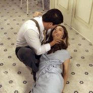 """Final """"Êta Mundo Bom!"""": Gerusa (Giovanna Grigio) morre nos braços de Osório (Arthur Aguiar)!"""