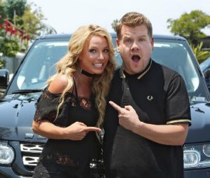 "Britney Spears solta a voz no quadro ""Carpool Karaoke"""
