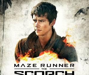 """Dylan O'Brien interpreta o mocinho Thomas em """"Maze Runner"""""""