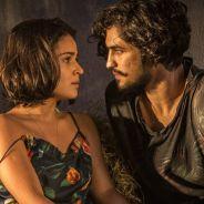"""Novela """"Velho Chico"""": Olívia (Giullia Buscacio) fica grávida de Miguel!"""