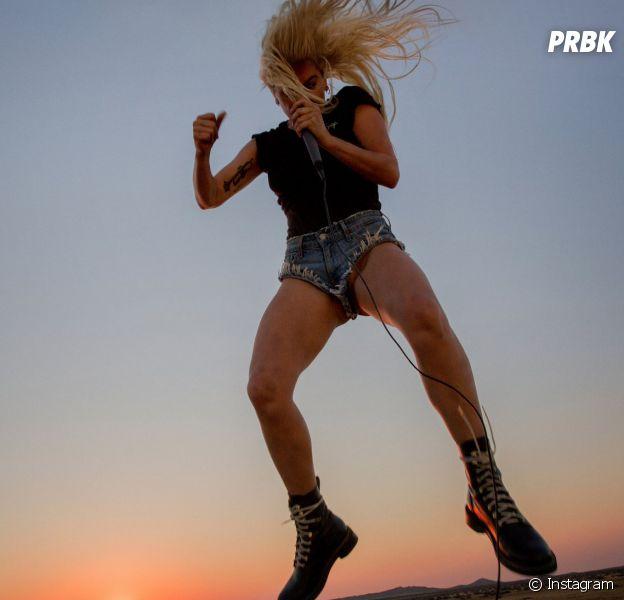 "Lady Gaga divulga ""Perfect Illusion"" nesta sexta (9)"