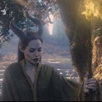 """Em vídeo inédito de """"Malévola"""", Angelina Jolie garante que filme traz surpresas"""
