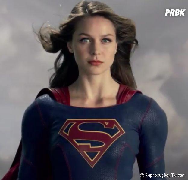"Em ""Supergirl"", Kara (Melissa Benoist) se prepara para voar em novo teaser"