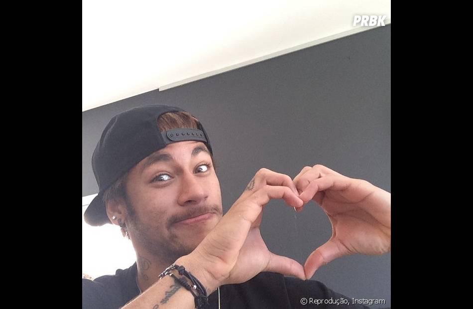 Neymar confessou ser um admirador do grupo One Direction